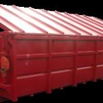 La benne la plus classique pour transporter de nombreux matériaux